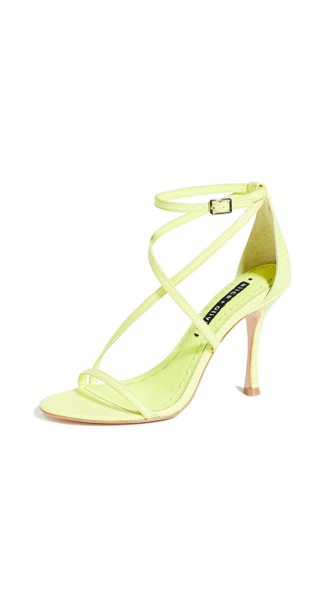 Buy alice + olivia Deidra Sandals online, shop alice + olivia