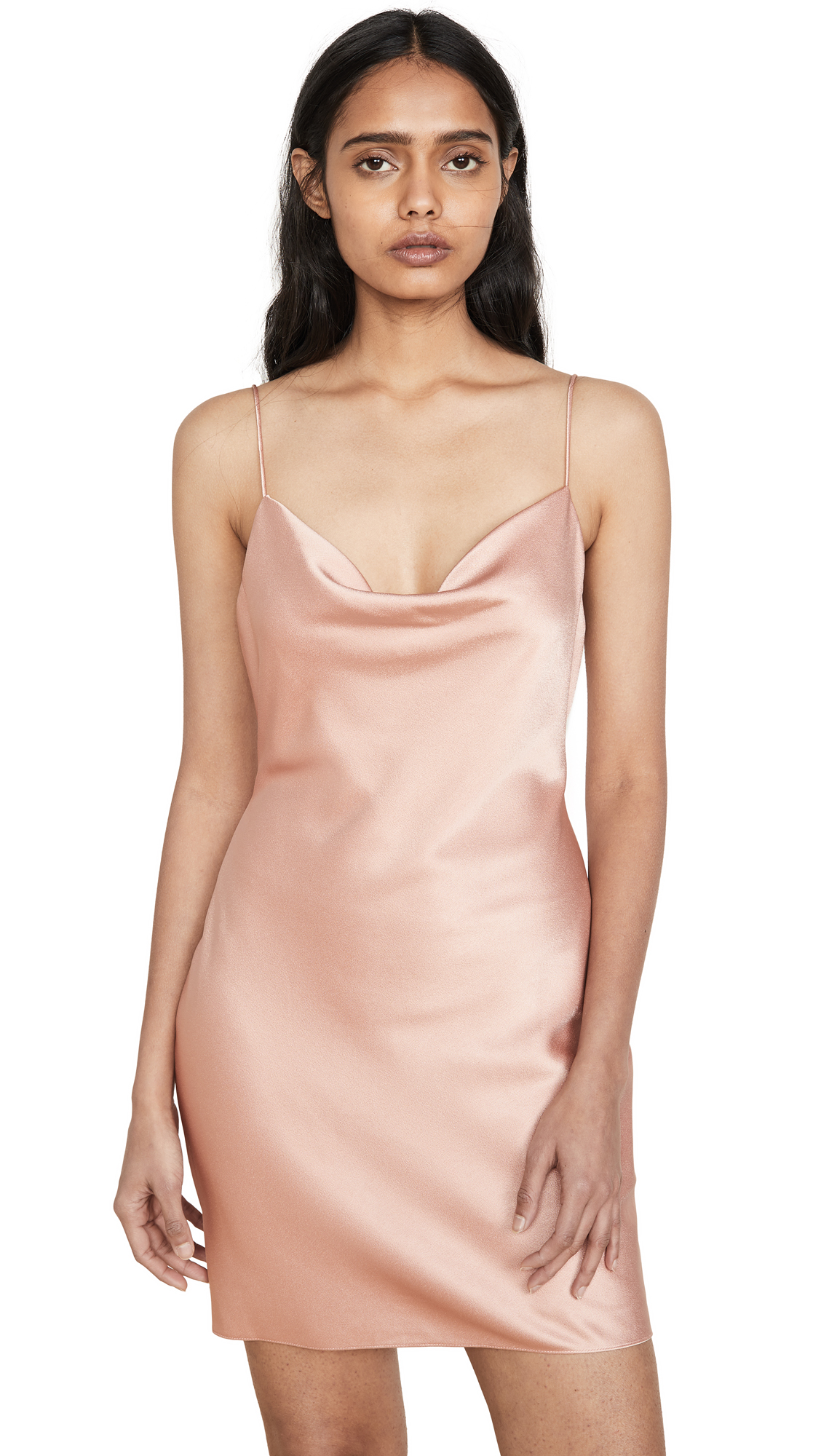 Buy alice + olivia Harmony Drapey Slip Dress online beautiful alice + olivia Clothing, Dresses