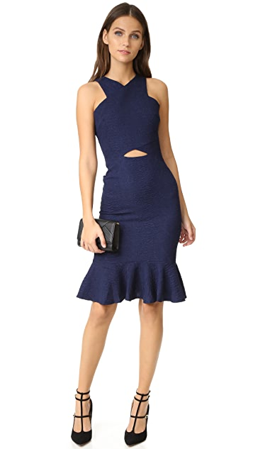 Ali & Jay Textured Dress