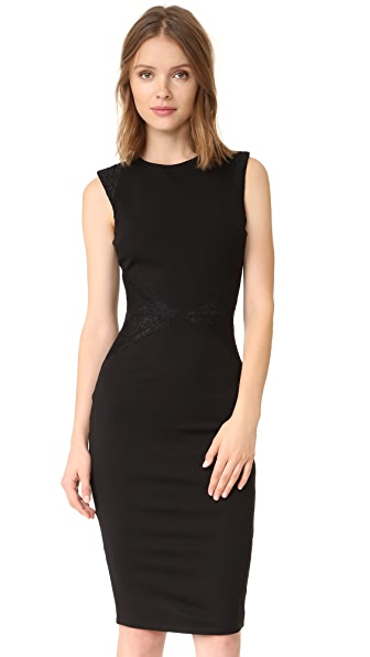 Ali & Jay Lace Trimmed Dress