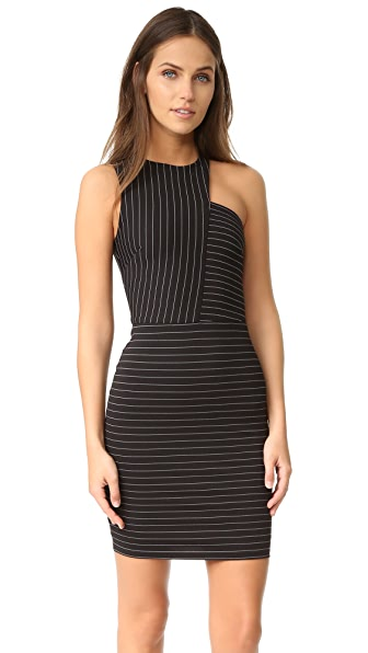 Ali & Jay Halter Sheath Dress