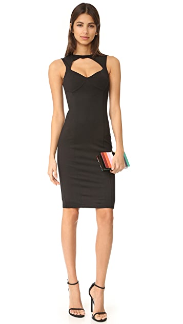 Ali & Jay Cutout Sheath Dress