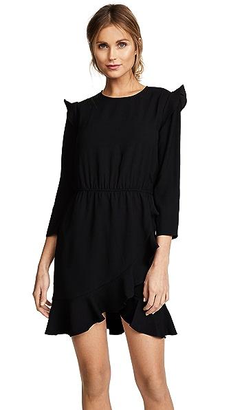 Ali & Jay St Germain Mini Dress In Black