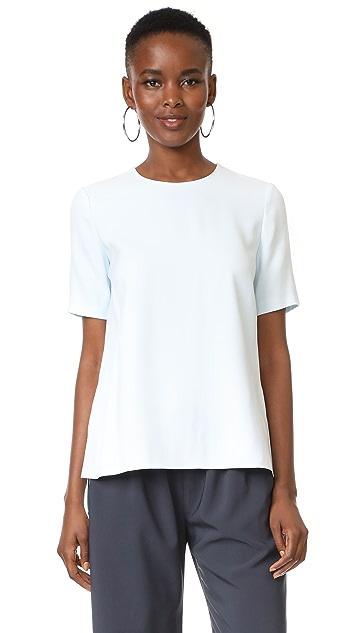 Adam Lippes Short Sleeve T-Shirt