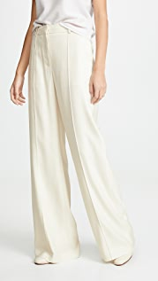 Adam Lippes Relaxed Wide Leg Trousers