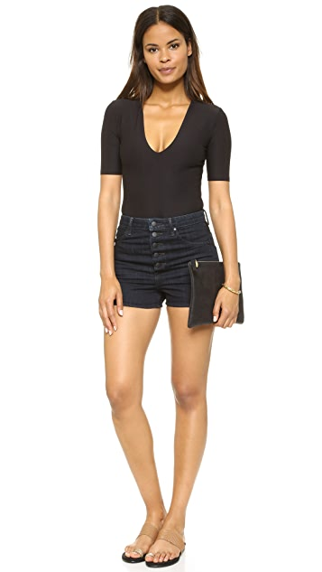 Alix Classic Collection Ludlow Thong Bodysuit