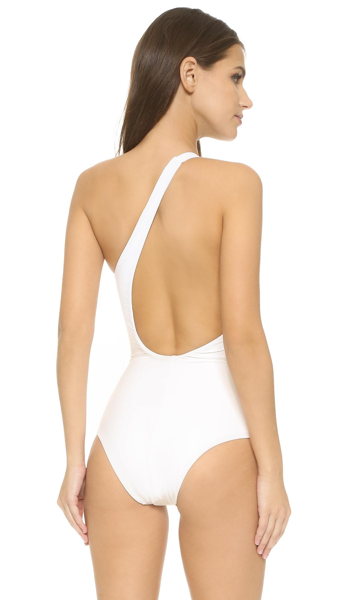 dce3298149134 Alix Seville One Piece Swimsuit   SHOPBOP