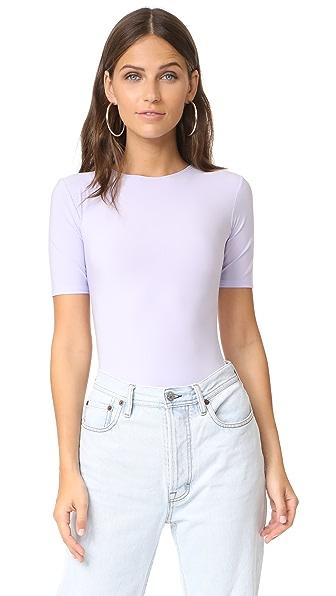Alix Arden Bodysuit - Lilac