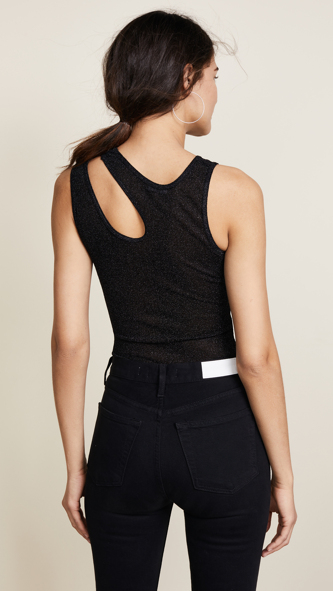 16958c9e91 Alix Astor Glitter Bodysuit