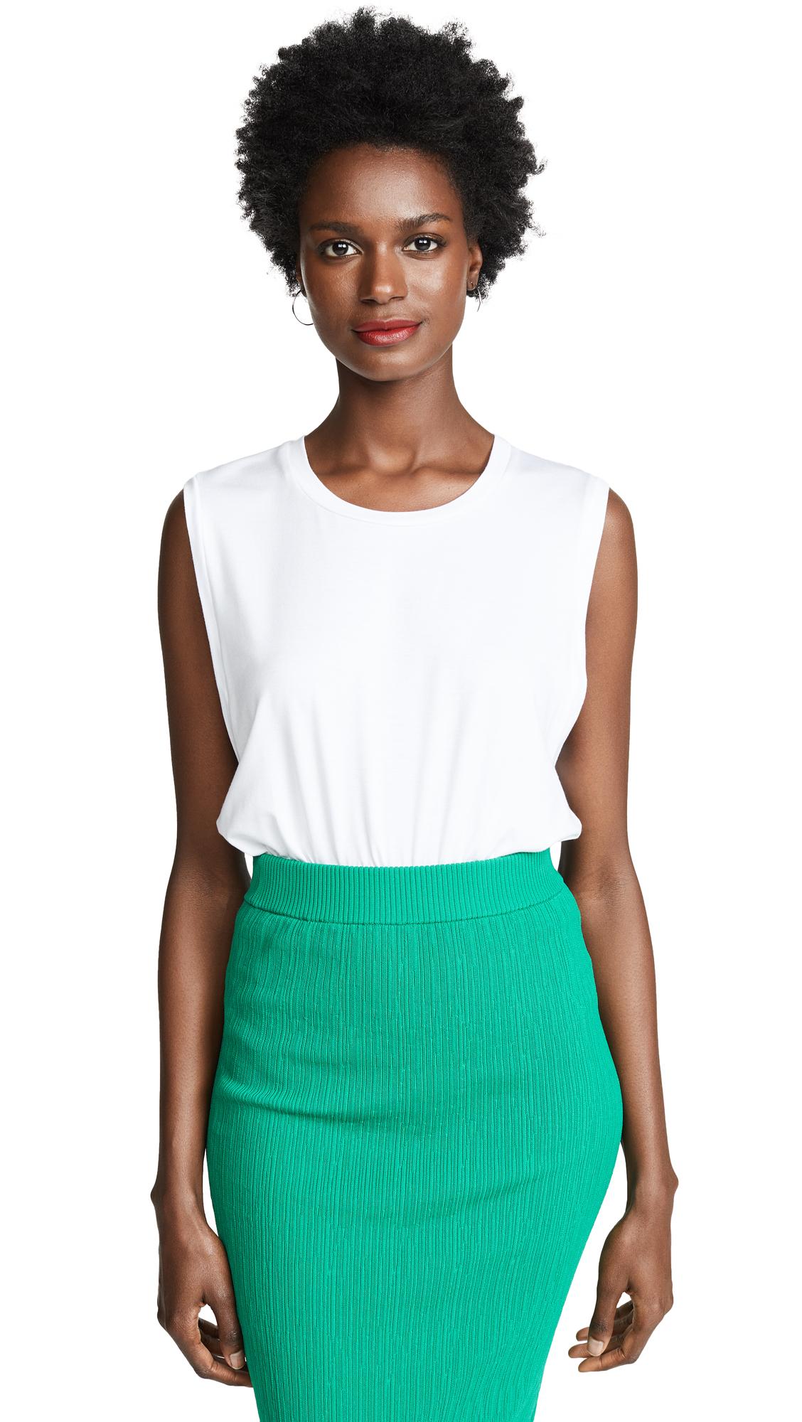 Alix Thompson Bodysuit In White
