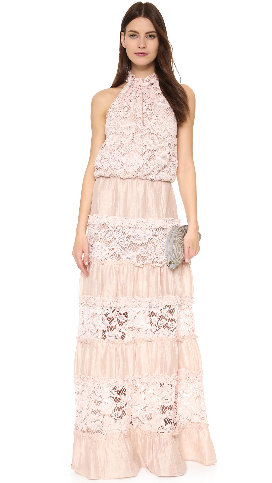 DRESSES - Long dresses Alexis c7gNVUk