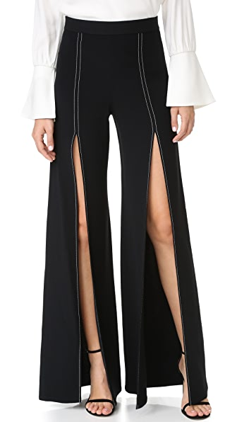 Alexis Oliviera Pants In Black