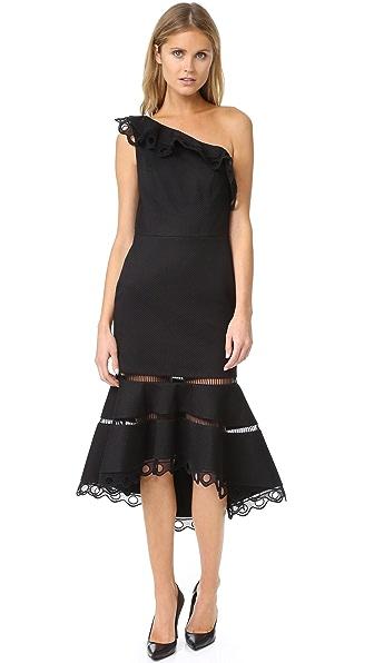Alexis Christie Dress - Black