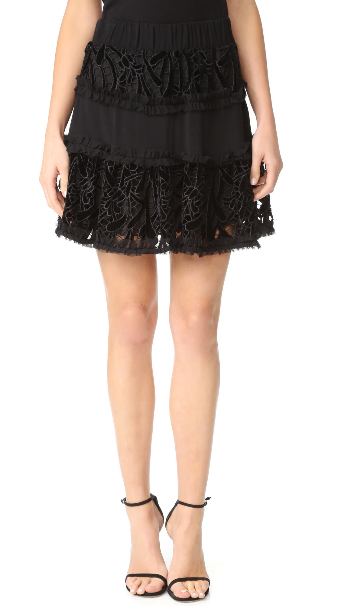 Alexis Antonina Skirt - Black at Shopbop