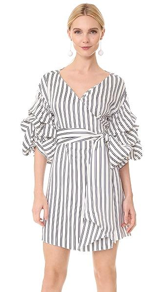 Alexis Maren Dress - Stripe