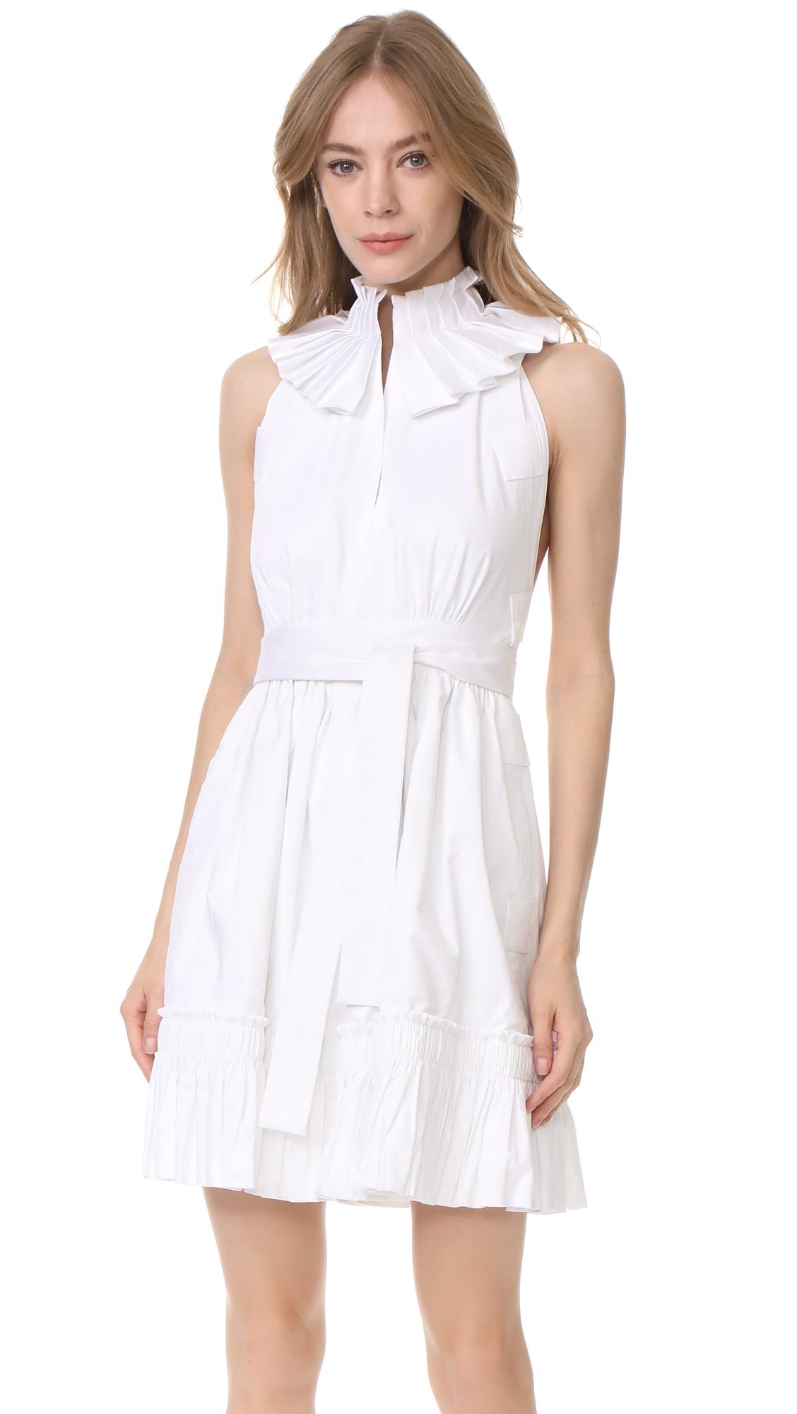 Alexis Briley Dress - White