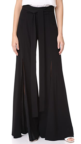 Alexis Rylance Pants In Black