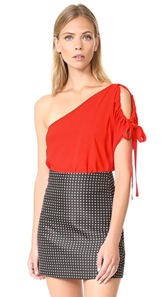 Alexis Niali Top - Red