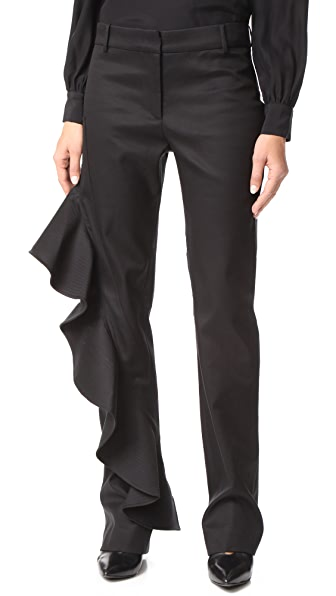 Alexis Nathan Pants In Black
