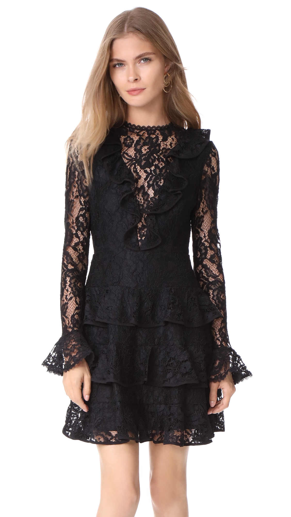Alexis Tracie Lace Dress