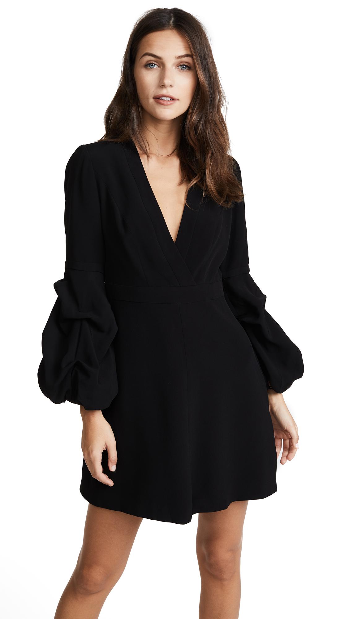 Alexis Fia Dress - Black