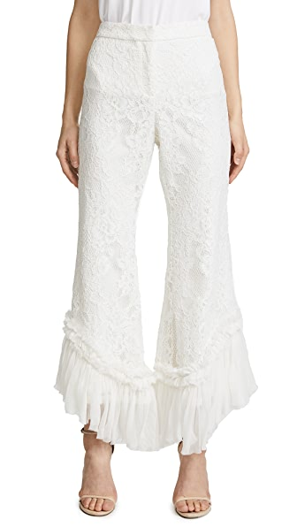 Alexis Cedric Pants In Ivory
