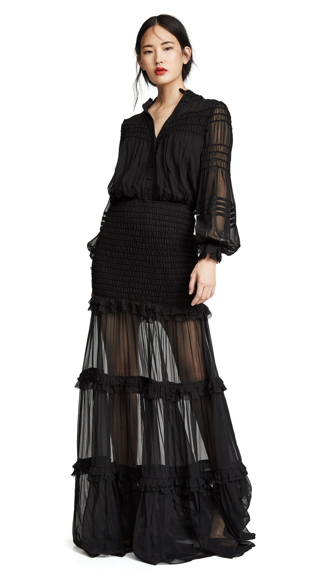 Alexis Sinclar Dress - Black
