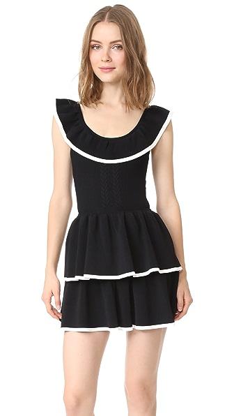 Alice McCall Kiss It Better Dress In Black