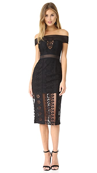 Alice McCall Cake By The Ocean Dress In Black