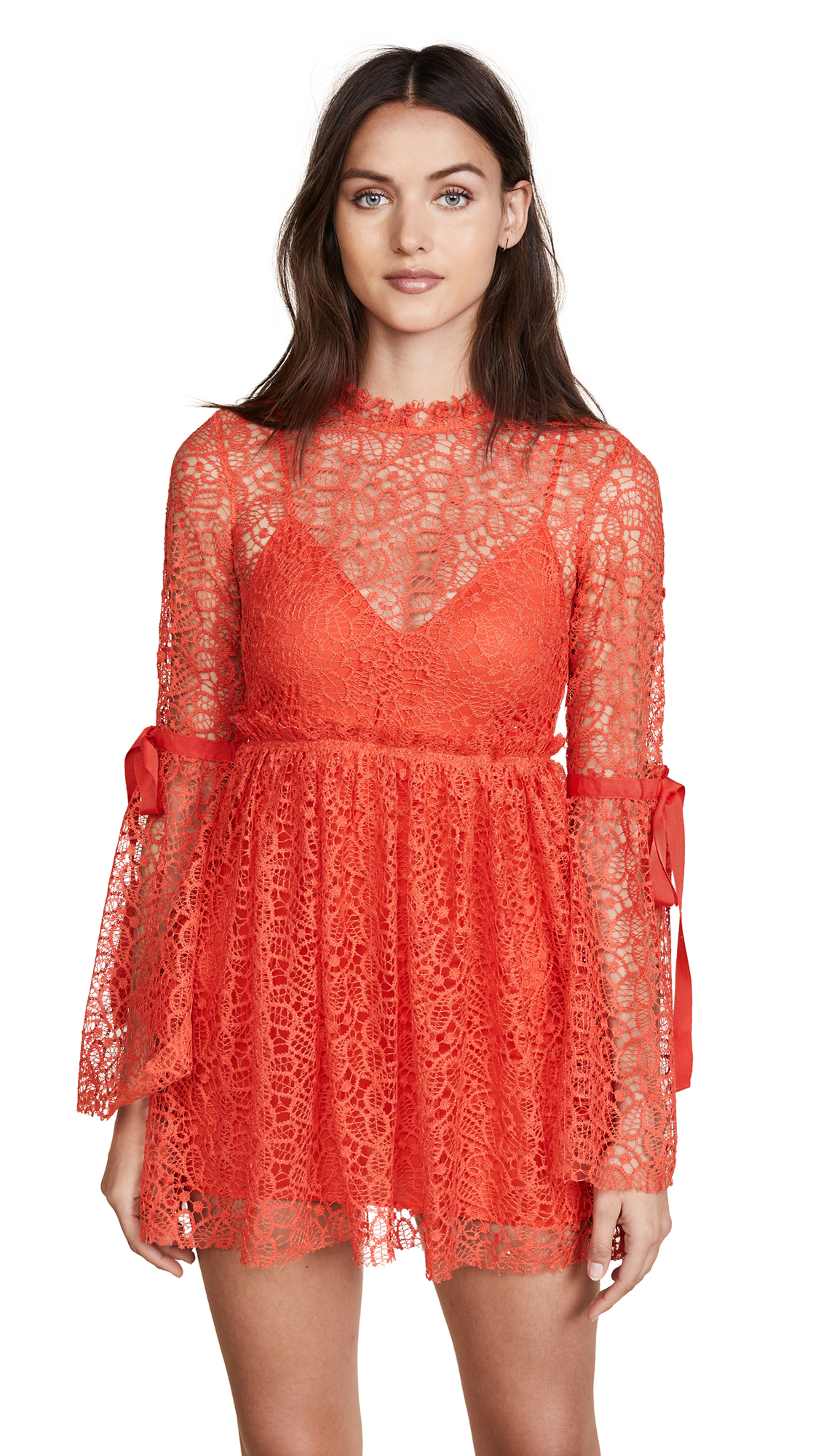 Alice McCall Back to You Dress In Red