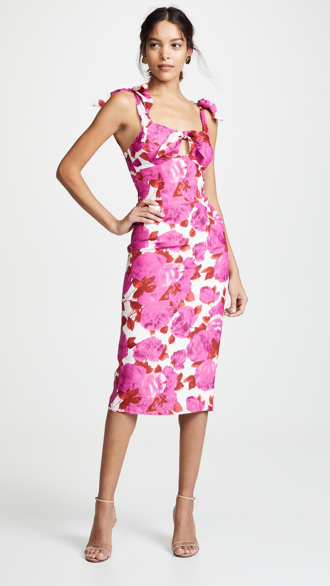 61c5e222a0b Alice McCall Fuchsia Bloom Dress