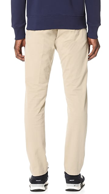 AMI Seamless Chino Pants