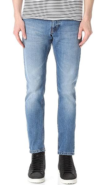 AMI AMI Slim Fit Jeans
