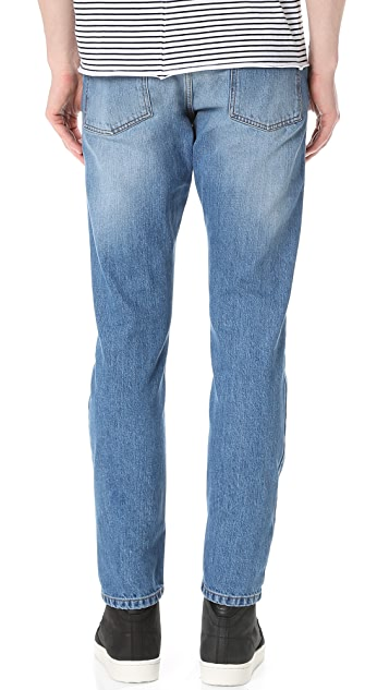 AMI AMI Slim Fit Jeans