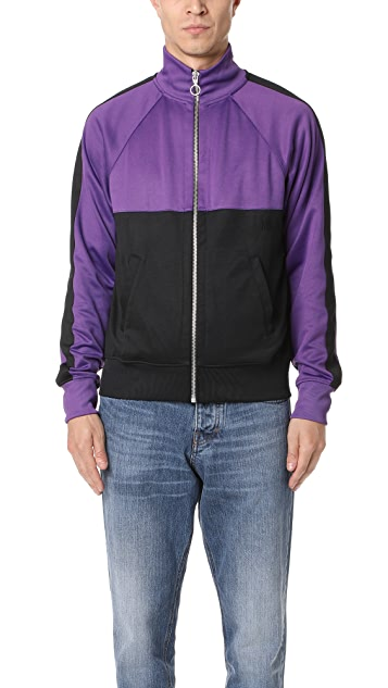 AMI Zip Up Sweatshirt