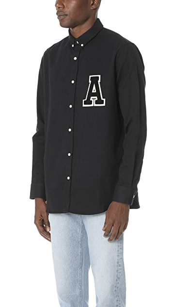 AMI Patch Shirt
