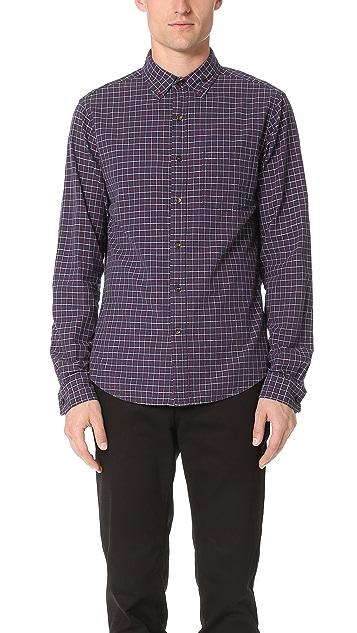 Alex Mill Tattersall Sport Shirt
