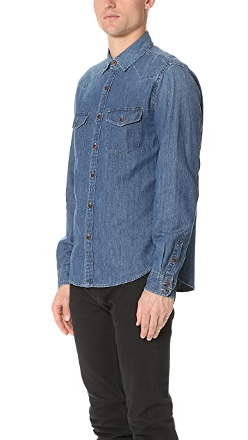 Alex Mill Western Shirt