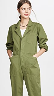 Alex Mill Standard Cotton Jumpsuit
