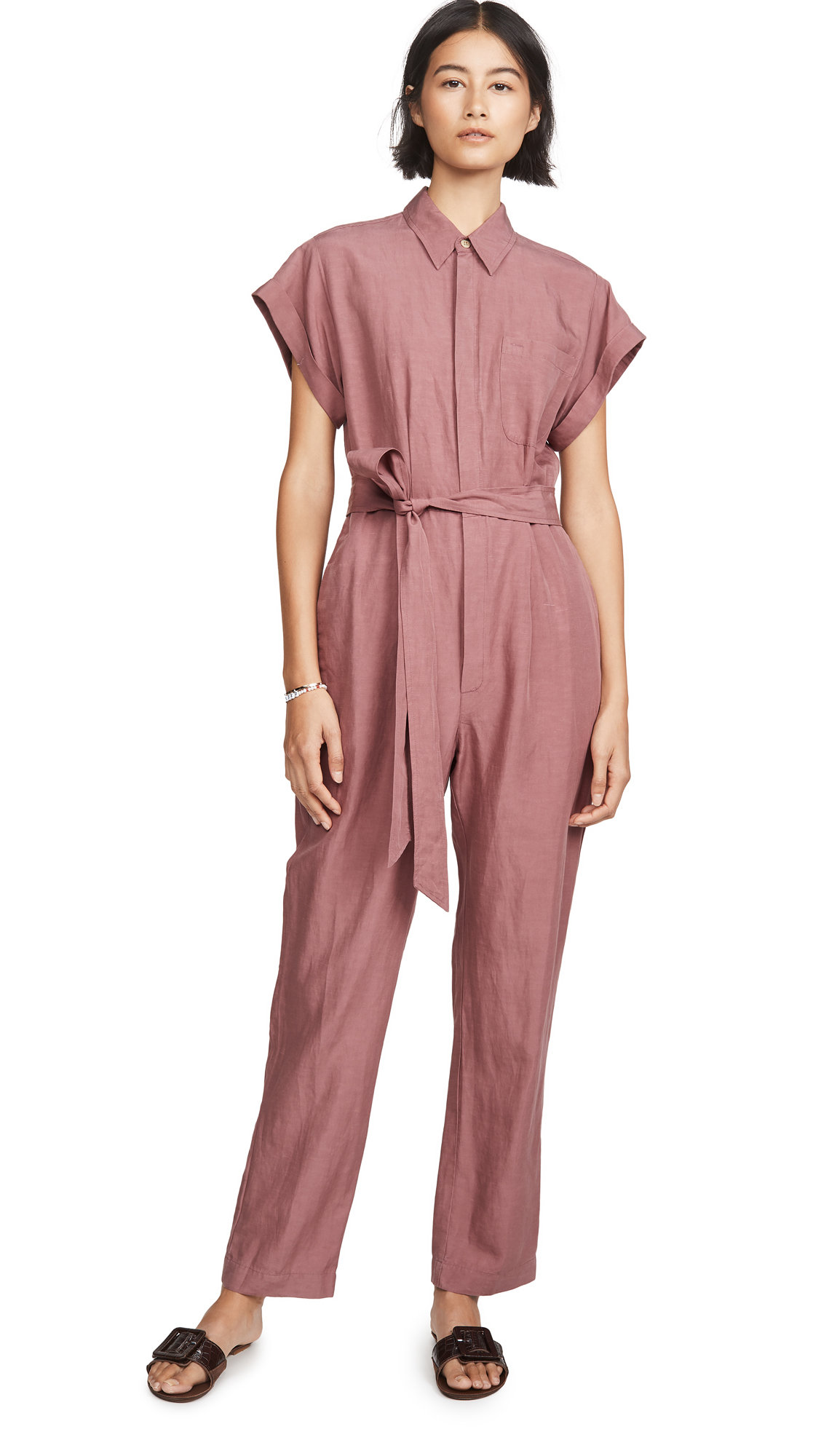 Buy Alex Mill online - photo of Alex Mill Kimono Jumpsuit