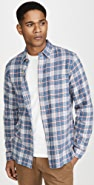 Alex Mill Plaid Flannel Button Down Shirt
