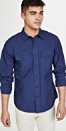 Alex Mill Garment Dyed Field Button Down Shirt