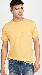 Alex Mill Standard Slub Cotton Pocket T-Shirt