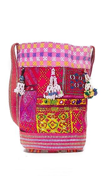 All Things Mochi Jaipur Goa Bag - Multi