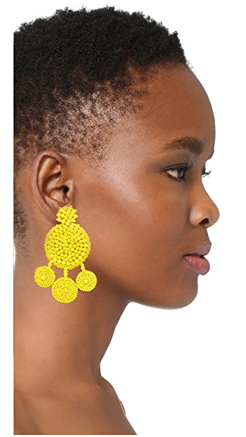 All Things Mochi Spanish Earrings
