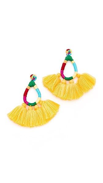 All Things Mochi The Hallu Earrings