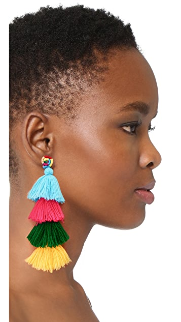 All Things Mochi The Ittou Earrings