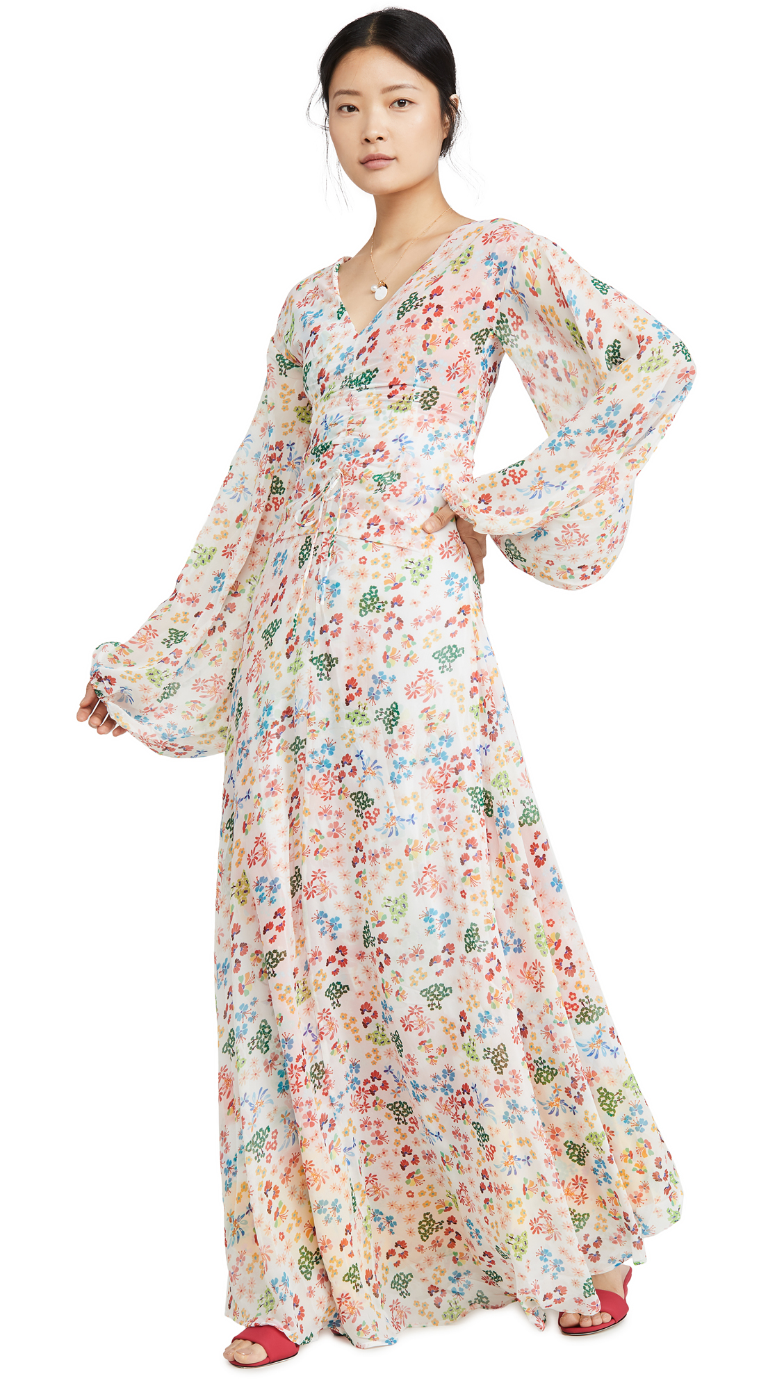 Buy All Things Mochi online - photo of All Things Mochi Catalina Dress
