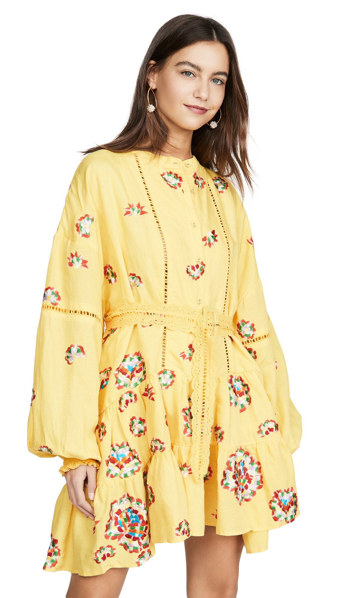 Buy All Things Mochi online - photo of All Things Mochi Valentina Dress