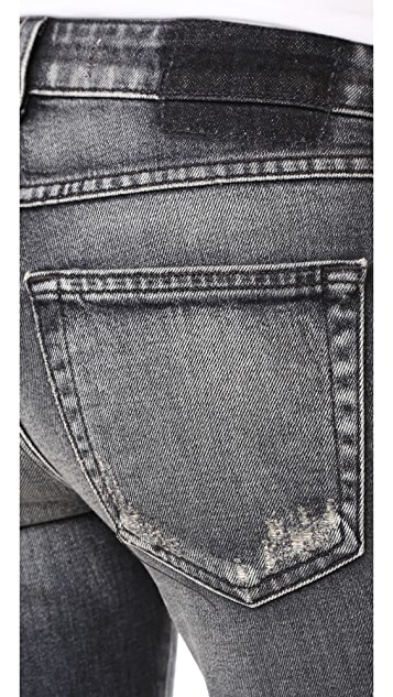 AMO Bow Jeans